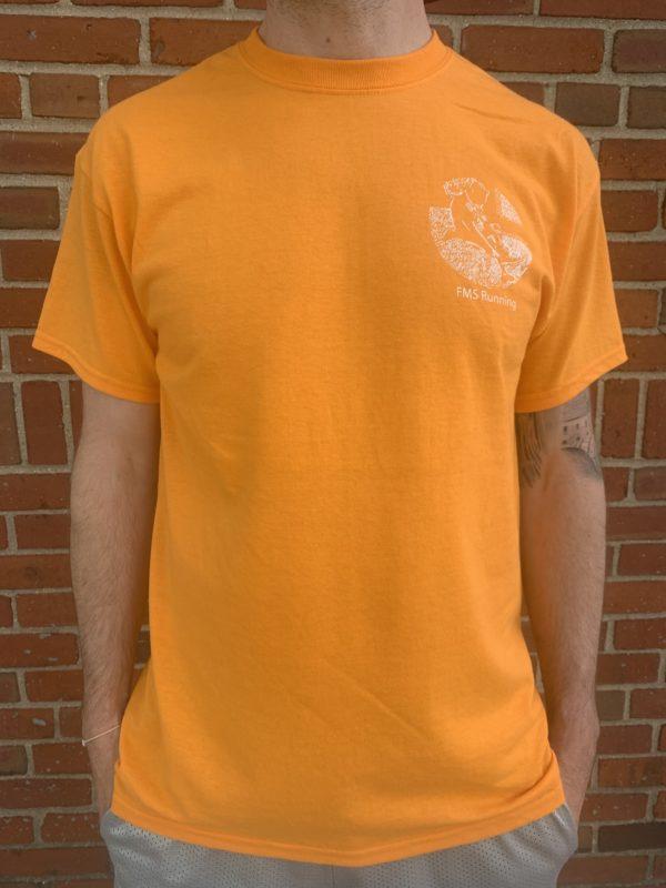 FMS Running T-Shirt Yellow