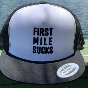 FMS Running Trucker Hat