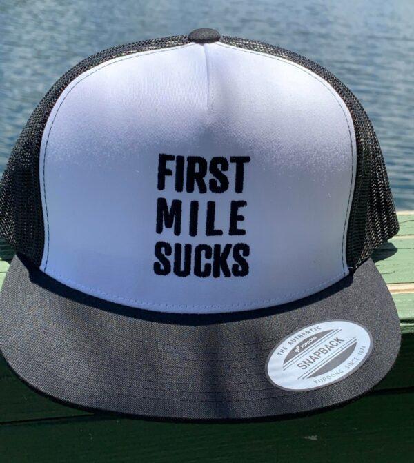 FMS Running Trucker Hat